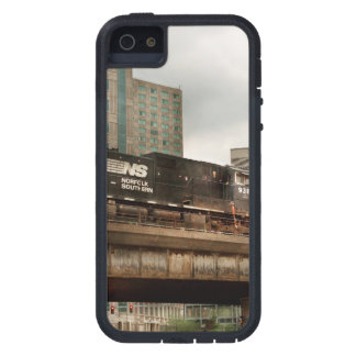 Train - Pittsburg Pa - The industrial city Tough Xtreme iPhone 5 Case
