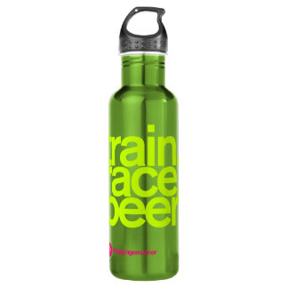 TRAIN.RACE.BEER. Waterbottle 710 Ml Water Bottle