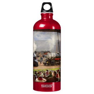 Train - Railroad Pageant 1939 Water Bottle
