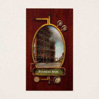 Train - Respect the train 1905 Business Card