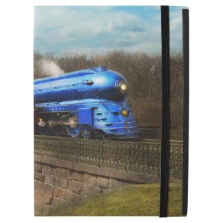 "Train - Retro - Meet the Royals 1938 iPad Pro 12.9"" Case"