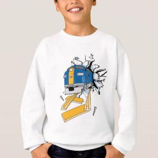 Train Rip Sweatshirt