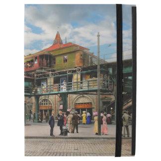 "Train Station - Atlantic Ave Control House 1910 iPad Pro 12.9"" Case"