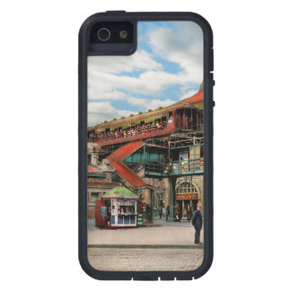 Train Station - Atlantic Ave Control House 1910 iPhone 5 Case