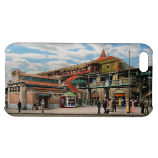 Train Station - Atlantic Ave Control House 1910 iPhone 5C Cover