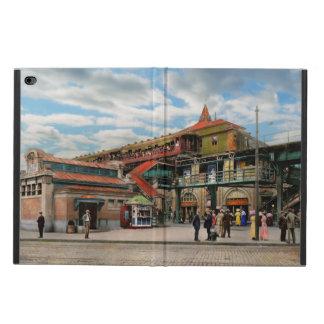 Train Station - Atlantic Ave Control House 1910 Powis iPad Air 2 Case