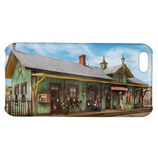 Train Station - Garrison train station 1880 iPhone 5C Cover