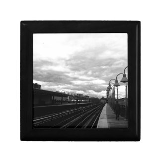 Train Station Gift Box