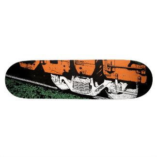 Train Wheels Skate Boards