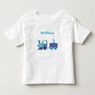 train with age boy toddler T-Shirt