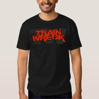 Train Wreck 2011 T Shirt