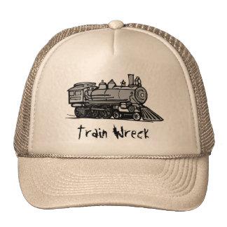 Train Wreck hat
