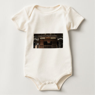 Train your mind to see the good in every situation baby bodysuit