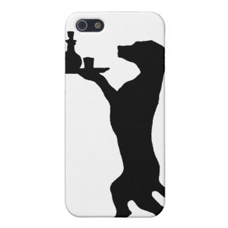 Trained Dog iPhone 5 Cases