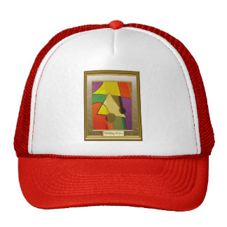 Traingulate Cap