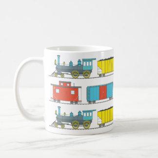 Trains, Trains, Trains Mug