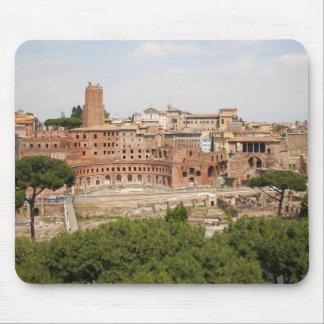 Trajan s Forum Mouse Pads