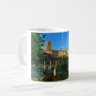 Trajan's forum, Traiani, Roma, Italy Coffee Mug