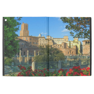 "Trajan's forum, Traiani, Roma, Italy iPad Pro 12.9"" Case"
