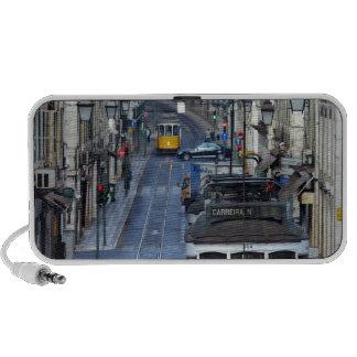 Tram 28, Lisbon, Portugal iPhone Speakers
