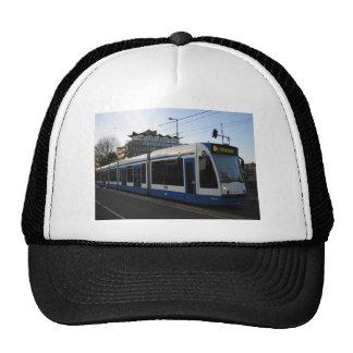 Tram Amsterdam Cap