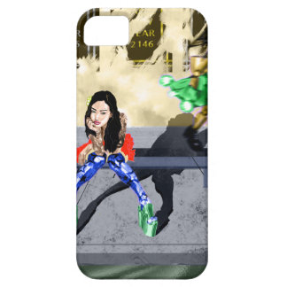 Tram Hub Color iPhone 5 Covers