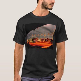 Tram on Melbourne's south end T-Shirt