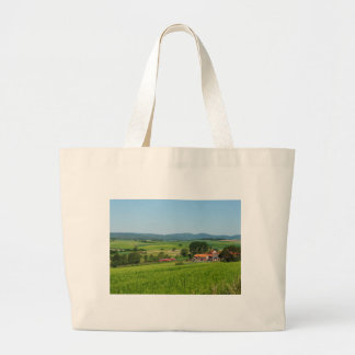 Tramcar in death living large tote bag