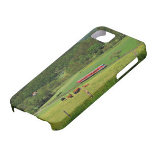 Tramcar with Ederbringhausen iPhone 5 Cover