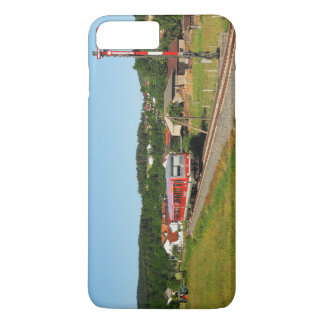Tramcar with Muenchhausen iPhone 8 Plus/7 Plus Case
