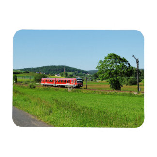 Tramcar with Muenchhausen Magnet