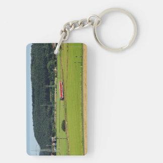 Tramcar with Sarnau Key Ring