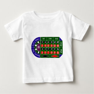 Tramp roulette baby T-Shirt
