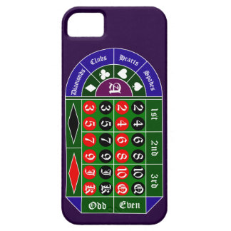 Tramp roulette barely there iPhone 5 case