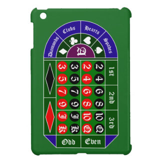 Tramp roulette iPad mini case