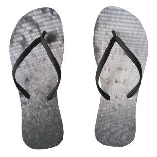 trampoline feet thongs