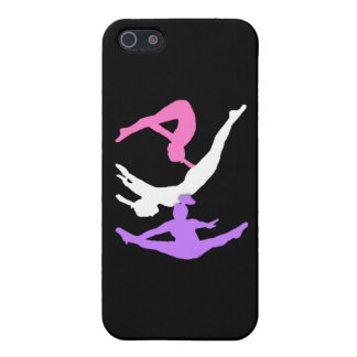 Trampoline gymnast iPhone 5/5S case