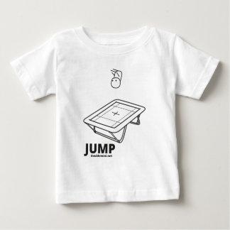 Trampoline JUMP Baby T-Shirt