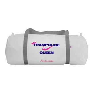 Trampoline Queen Gym Duffel Bag