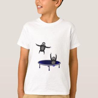 trampolining sloths T-Shirt
