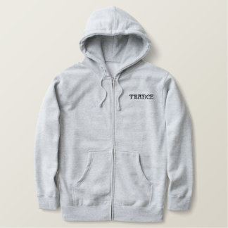 Trance Embroidered Hoodie