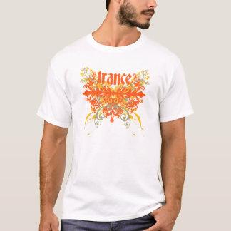 Trance Foliage Orange T-Shirt