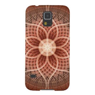 Trance Lotus Mandala Galaxy S5 Case