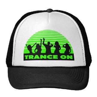 Trance on Dancers design Cap