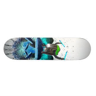 Trance Toaster Skate Board Deck