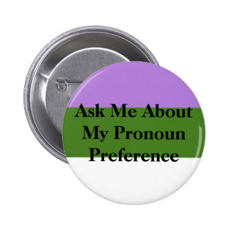 Trangender and Genderqueer Pride Buttons