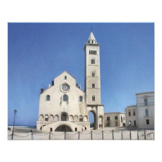 Trani Cathedral Photo Print