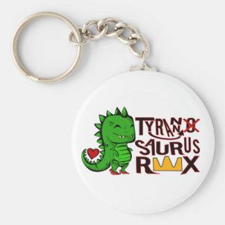 Tranny Saurus Rex Key Ring