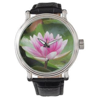 Tranquil Lotus Watch
