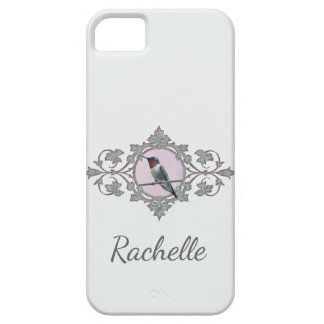 Tranquil Ruby Throated Hummingbird iPhone 5 Cover